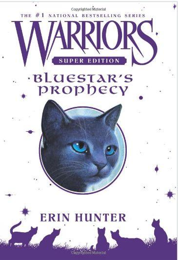 Best Warrior Cat Books Ever (15 books) 1