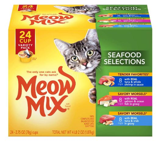 Best wet cat food