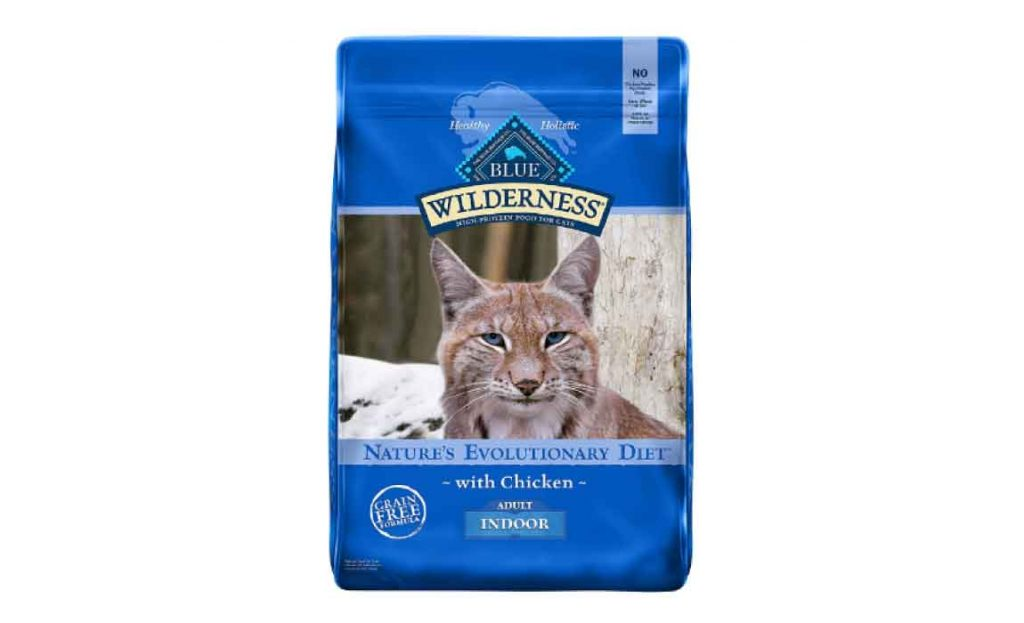 Blue Buffalo - Best Dry Cat Food For Adult Cat