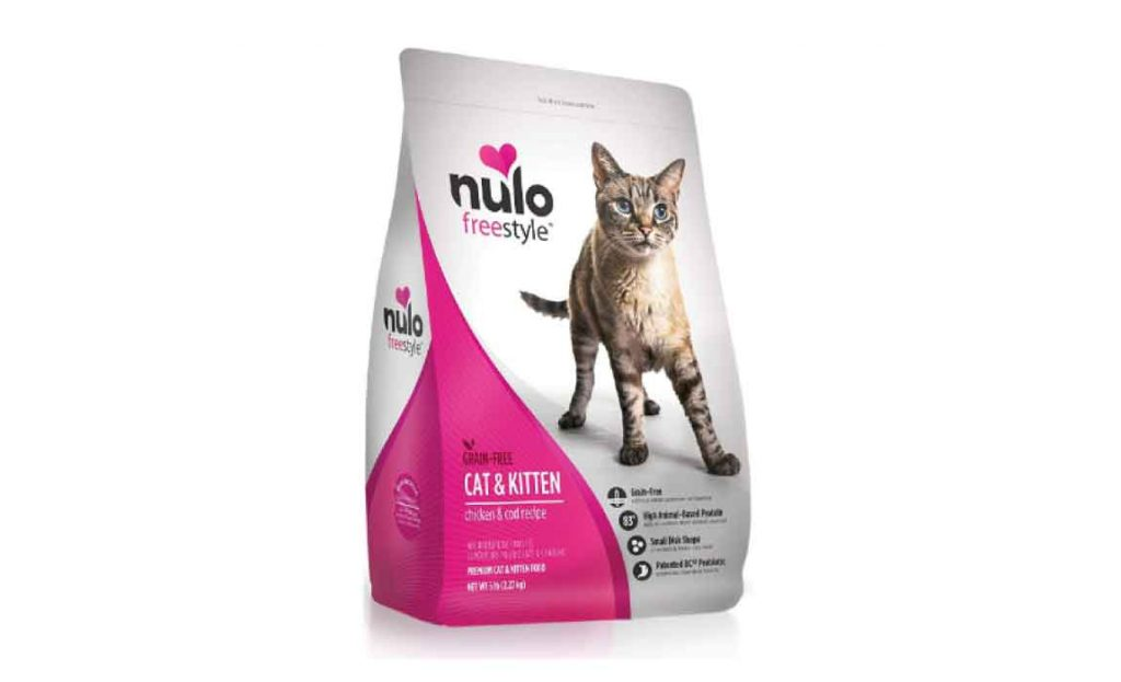 Nulo - Adult & Kitten Grain-Free Dry Cat Food