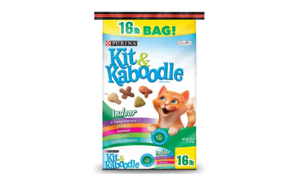 Purina Kit & Kaboodle - Best Dry Cat Food for Indoor
