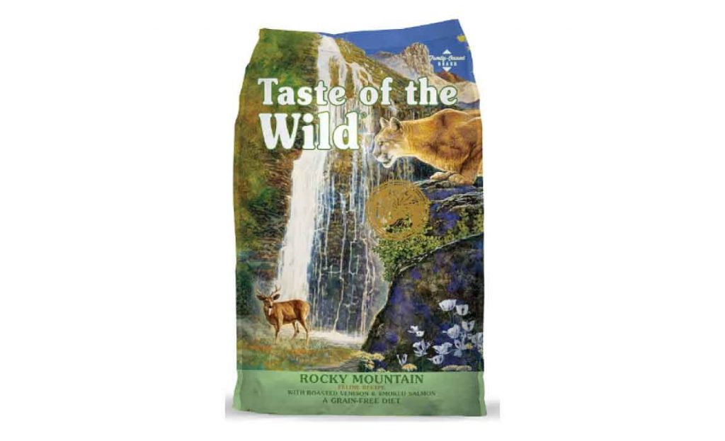 Taste of The Wild - Grain Free High Protein Cat Food